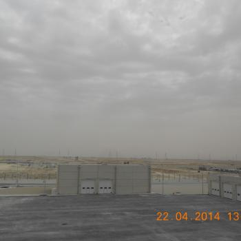 Ras Al-Khair Power and Desalination Plant Phase-I Package C Pumping Station