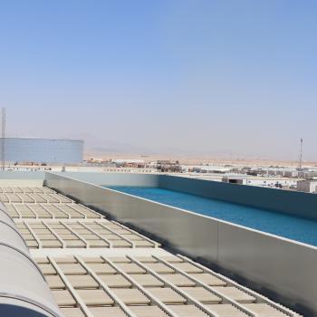 Construction of  Desalination and Power Plant - Yanbu  Phase 3