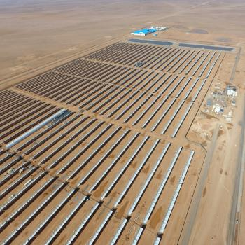 Waad Al Shamal - Integrated Solar Combined Cycle Power Plant Project