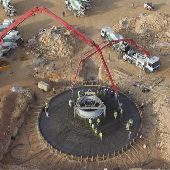 Wind Turbine Project in Huraymila