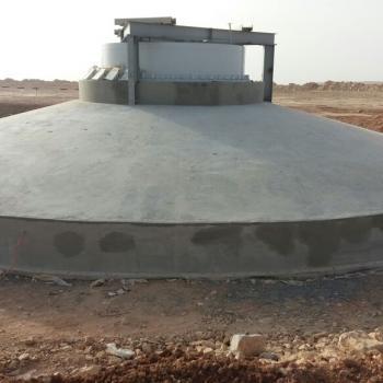 Wind Turbine Project in Turaif