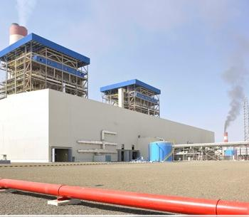 CONSTRUCTION OF  RABIGH 2x660MW  INDEPENDENT POWER PLANT