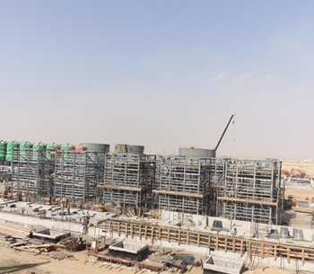 Shoiaba RO Phase 4 Desalination Plant Project