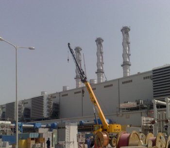 Marafiq IWPP - Building Works Package No.2 & Turbine Generator Fdn. Blk. No.2&4