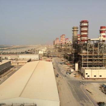 Ras Al-Khair Power & Desalination Plant, Phase-I Package