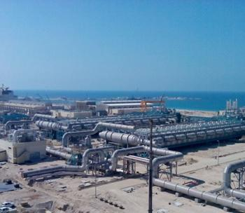 "Ras Al-Khair Power & Desalination Plant, Phase-I Package ""D"
