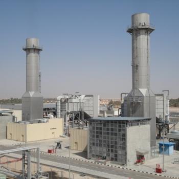 Reinforcement of Wadi Dawasir Power Plant Contract No. 10721153/00